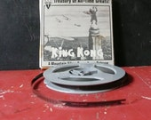 Vintage boxed Super 8mm Release of cinema classic King Kong.