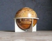 Reserved for S  Vintage 6 inch Mars globe. 1970s.