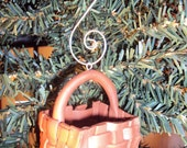 Basket Ornament