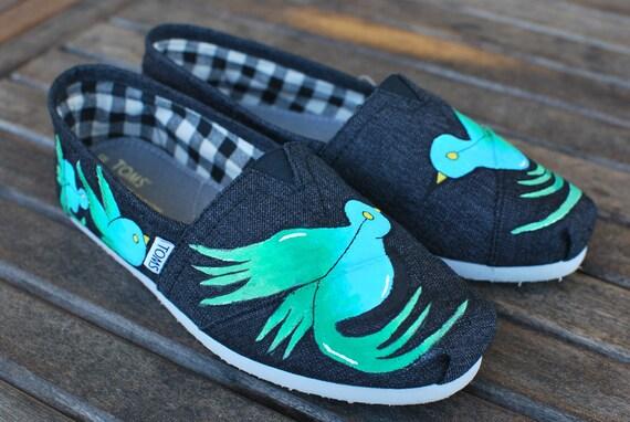 Sparrow TOMS shoes