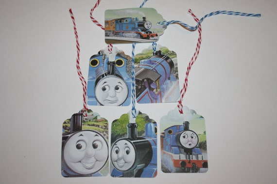 thomas the train tags and friends