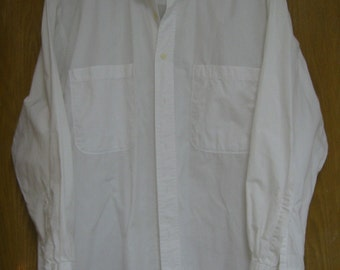 Great white shirt by PCH  (mens)