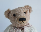 "Artist Bear OOAK Mohair fully jointed ""Norah"""