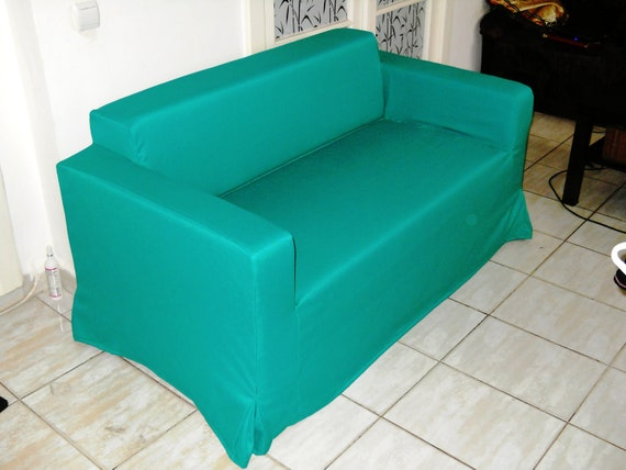 Custom Made Cover For Klobo Sofa From IKEA By KustomCovers