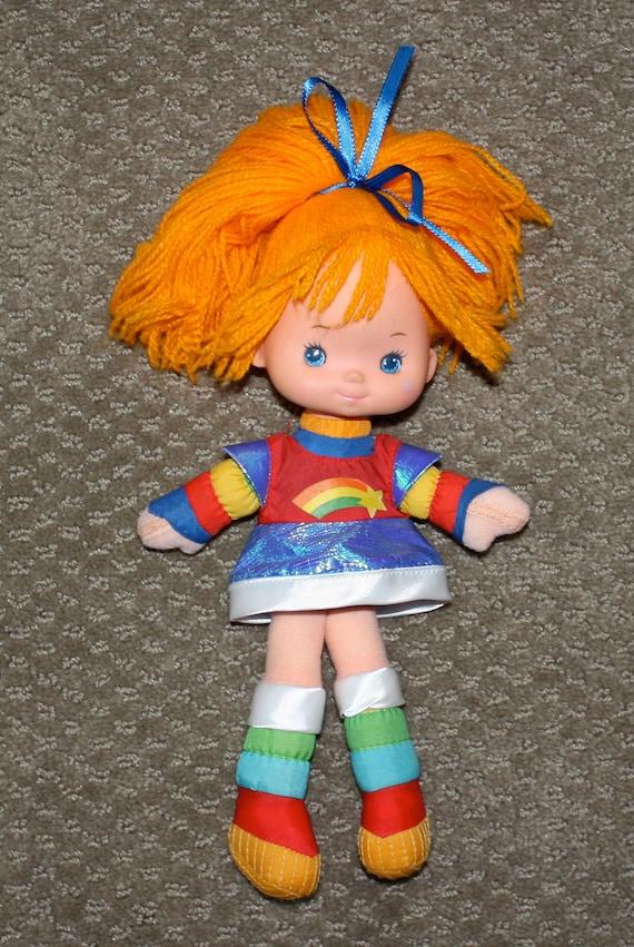 Vintage Hallmark Mattel 1983 Rainbow Brite Doll MINT