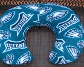 Philadelphia Eagles Fleece Boppy Cover