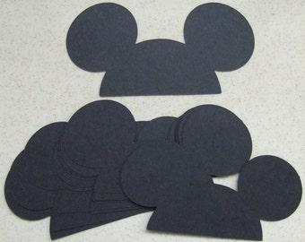 Mickey Mouse Ears Embellishment