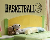 varsity Basketball decal wall decal kids kids decor nursery decal sport decal boy decal home decor decal men decal living room decal girls