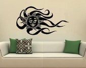 wall decal Summer decor Sun quote wall decal bedroom decal living room decal wall decor vinyl lettering home decor wall decals and quotes