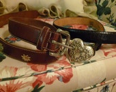 Belts for the Farm Girl at heart