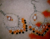 Dreamcatcher Earrings Available in Different Colors