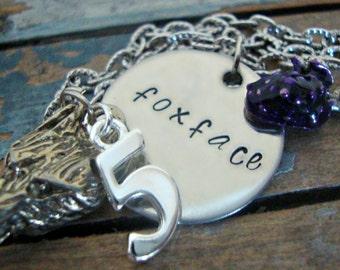 Inspired Foxface Necklace
