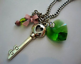 Sailor Jupiter Henshin Transformation Wand Necklace