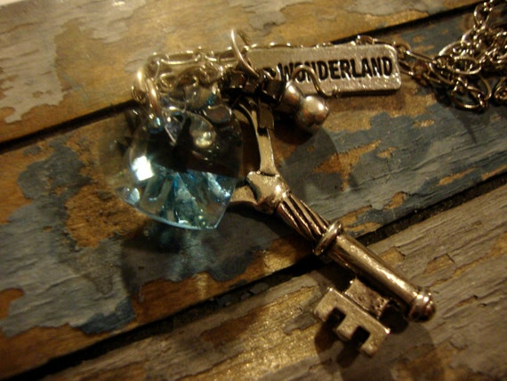 The Key to Wonderland Necklace
