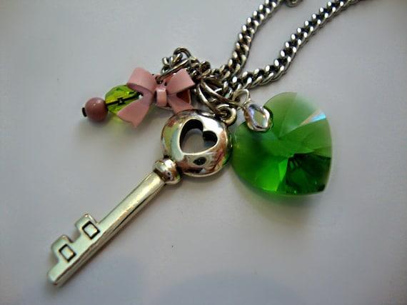 Sailor Jupiter Henshin Transformation Wand Necklace
