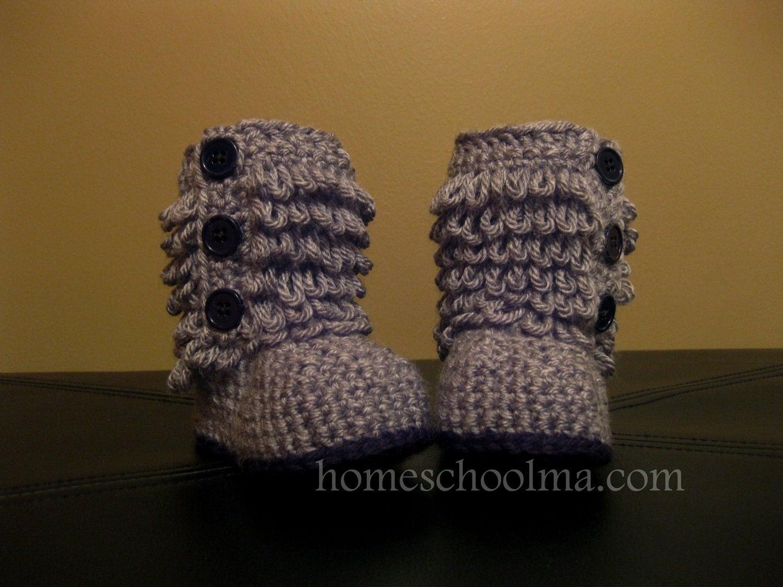 2eaebecb4a4 Ugg Black Crochet Boots - cheap watches mgc-gas.com