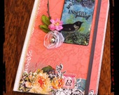 Inspire Yourself Re-Carded Art Journal