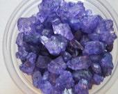 4oz Purple Grape Flavored Rock Candy Cupcake Sprinkle