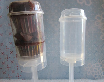 12 Dessert  Push Pop Containers