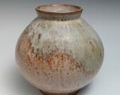 Shino/Ash Vase