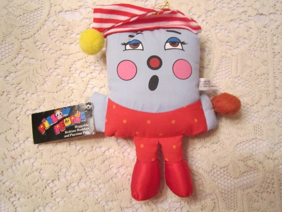 Toys For Bedtime : Vintage s pillow people plush toy ornament bedtime