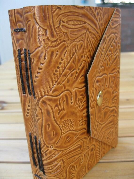Saddle Up Leather Journal