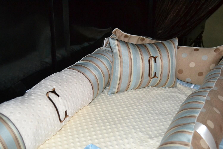Custom Luxury Baby Boy Crib Bedding By ItsyBitsyBedding On Etsy