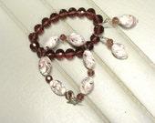 2  Bracelet and Earrings Set