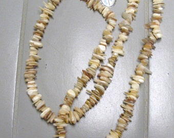 Mother Of Pearl Necklace       Treasury Item