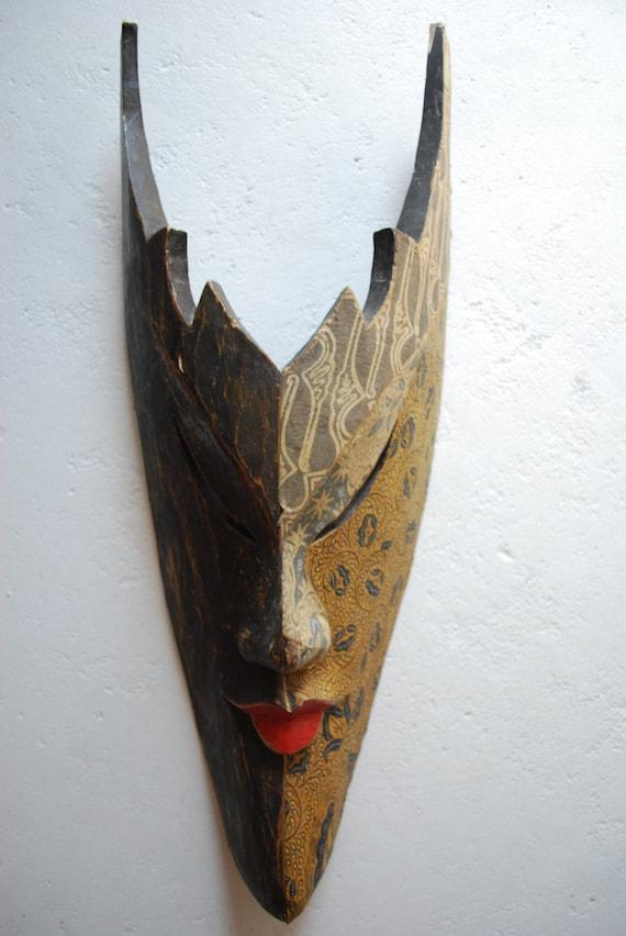Handcarved Wooden MASK