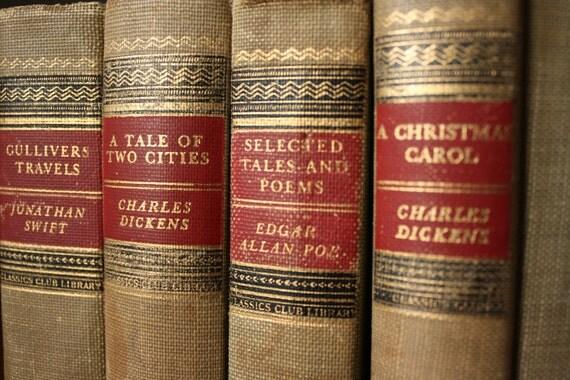Classics Club 1940's Set of 4 Books