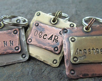 Custom Dog Tag - Dog Collar Tag - Dog Tags For Dogs - personalized Dog Tag - Pet id Tag - Dog id