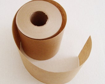 "Kraft Paper Roll 12"" Lightweight Paper Art Paper Craft Paper Wrap Soap Paper"