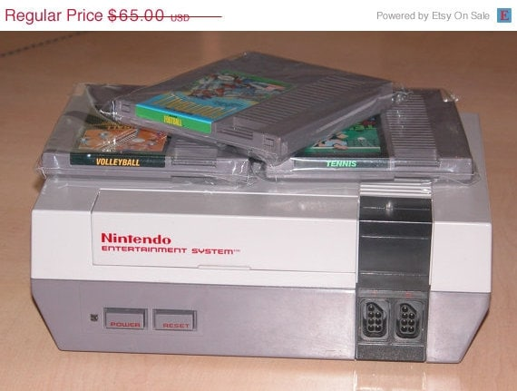 nes game systems for sale