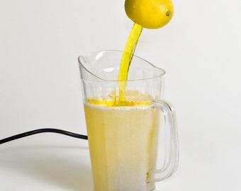 Magic Lemonade Fountain