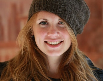 Slouchy Beanie - Hats - Custom Hats - Knitted Hat - Slouch Hat - Winter Hats - Beanies for Girls - Custom Beanies - Floppy Hat - Winter Hat