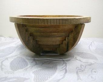 Wooden Bowl, Home Decor