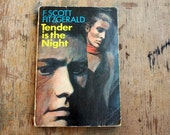 tender is the night by f. scott fitzgerald published by charles scribner's sons in 1962 originally 1933 vintage book contemporary classic