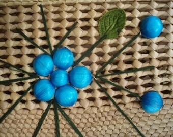 Basket Woven Purse