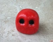 "Watermelon ""Mellie"" the Bright Red Owl"