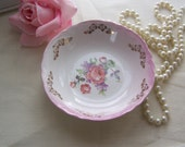 Sweetest Pink Cottage Bowl
