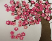Cherry Blossom Tree Shadowbox