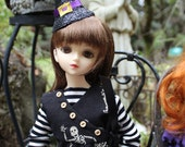 Stripes and Skeletons for msd dolls - FREE SHIPPING - volks, iplehouse, planet doll, etc.