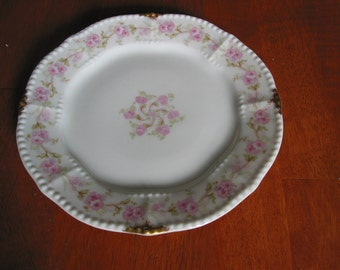 Dainty and Delicate Limoges Elite Works Bread and Butter Plate