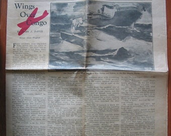 The BOYS' WORLD newspaper for May 28, 1939