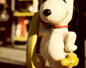 It's For You - Snoopy Phone - Vintage - Fine Art Photography - 5x7 Print - Alicia Wehby Photography