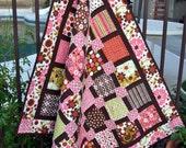 Back 2 Square One  Quilt Pattern