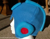 Megaman Fleece Hat - Made to Order