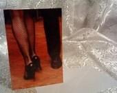 Blank Card: Close Dancing