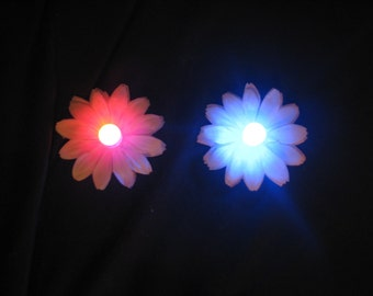 EDC Electric Daisy Light Up Pasties